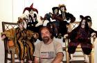 музей кукол в Израиле Эдди Шрустер