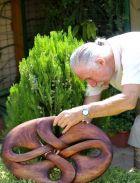 Израиль скульптор Борис Копилевич
