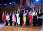 спортивные бальные латино салонные танцы