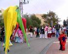 карнавал Пурим Арад Израиль