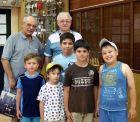 шахматы Израиль Илиягу Левант