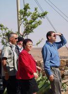 посол США Дан Шапиро в Араде