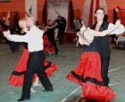 фестиваль спортивных танцев Димона2008