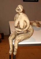 скульптура, музей в промышленной зоне Арада